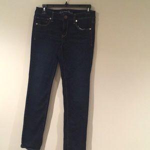American Eagle Skinny Jeans 10